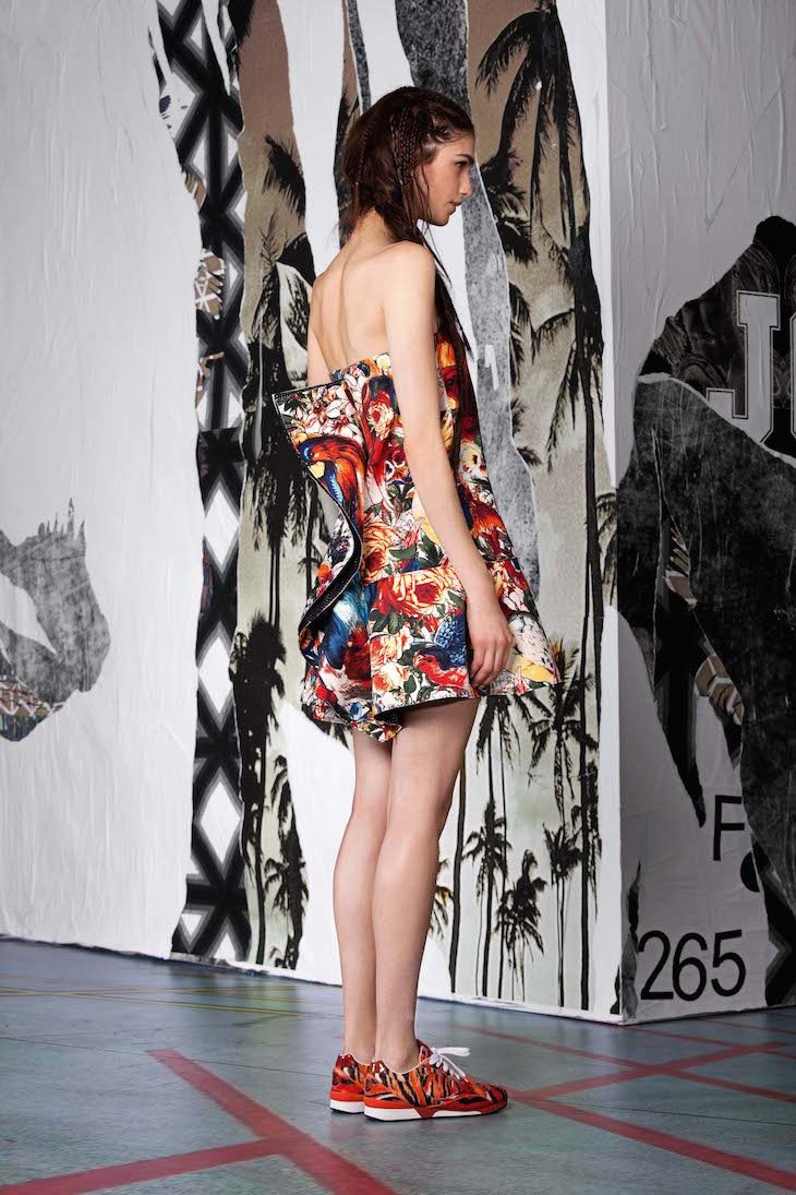 Just Cavalli Pre collection SS15 #21