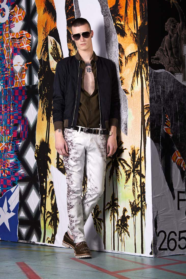 Just Cavalli Pre collection SS15 #22