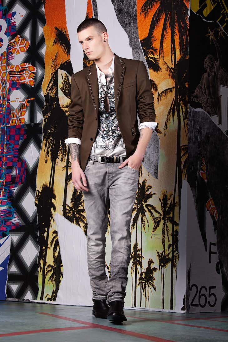 Just Cavalli Pre collection SS15 #23