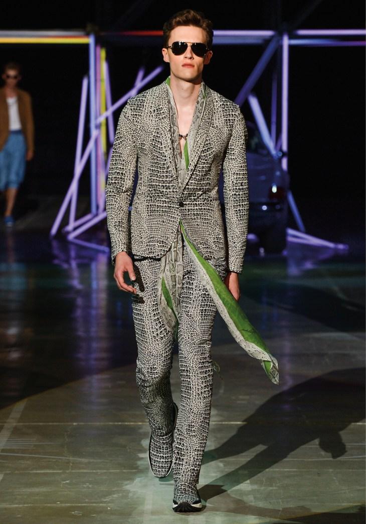 Roberto Cavalli Menswear SS 2015 (12)