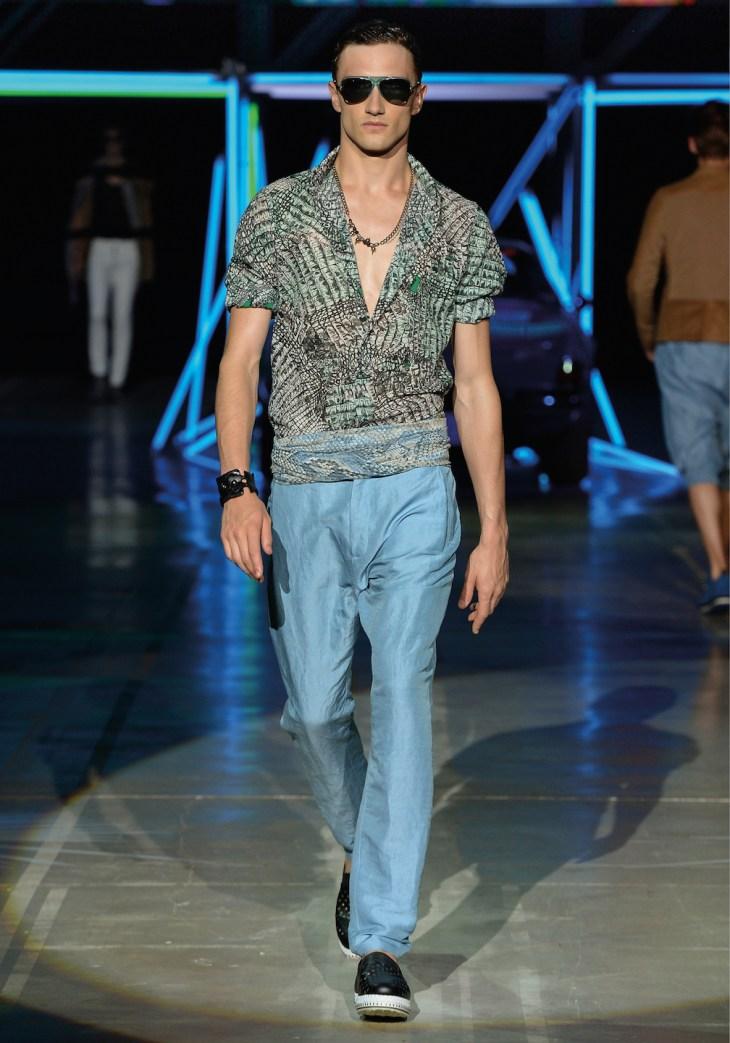 Roberto Cavalli Menswear SS 2015 (14)