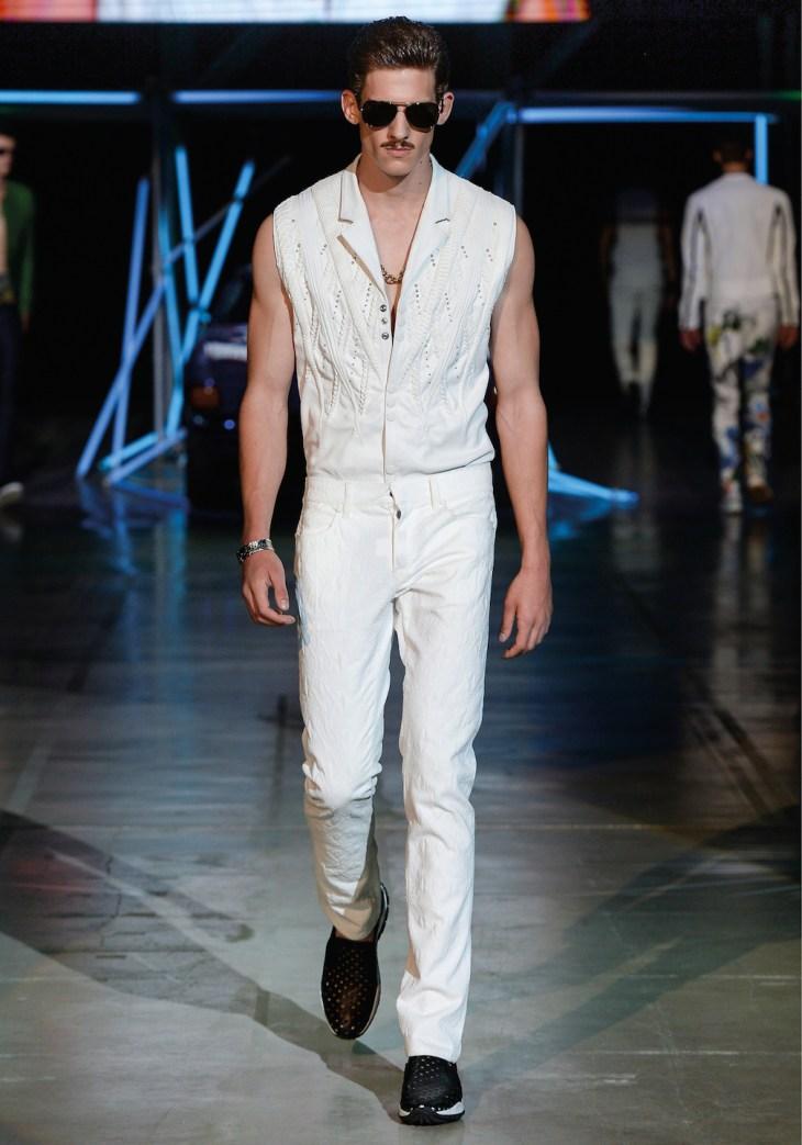 Roberto Cavalli Menswear SS 2015 (21)