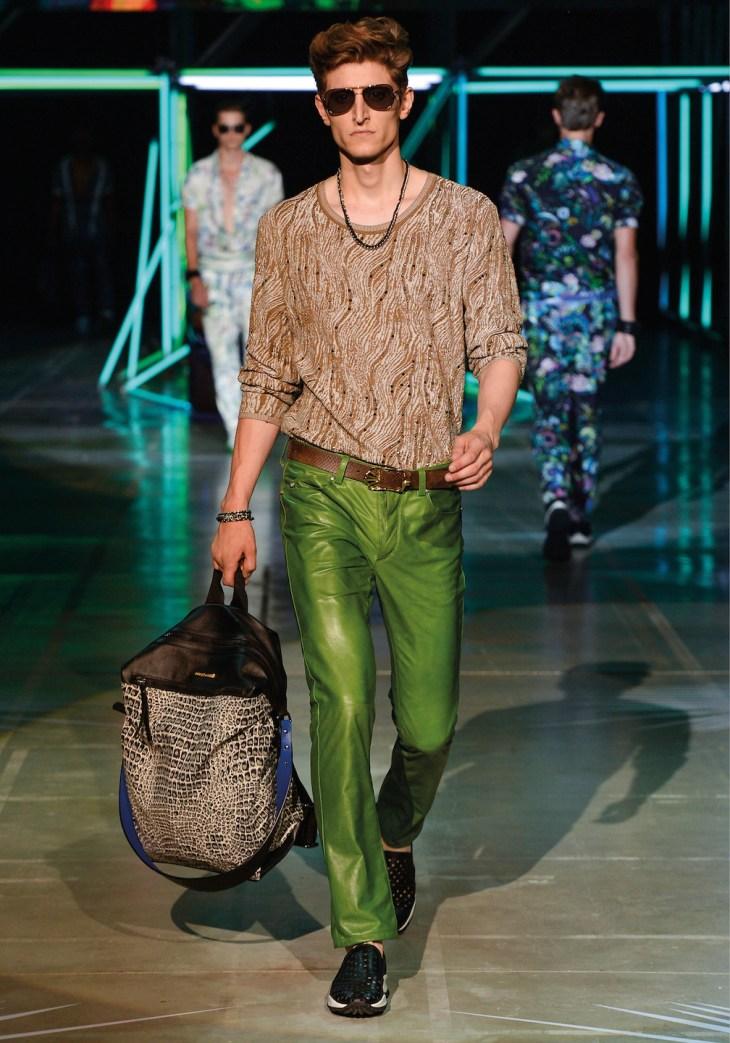 Roberto Cavalli Menswear SS 2015 (24)