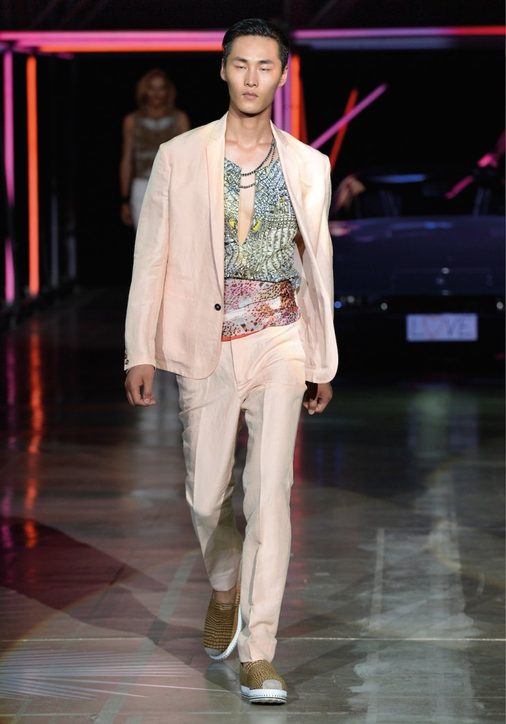 Roberto Cavalli Menswear SS 2015 (6)