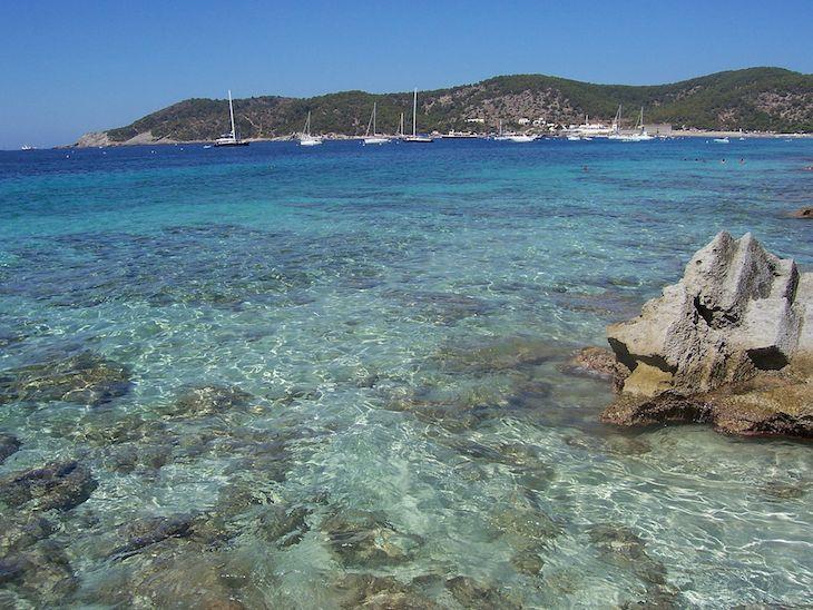 Ibiza, Playa De Ses Salines