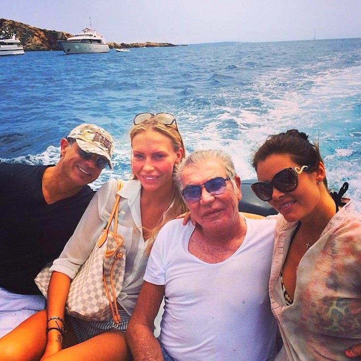 With @delisamaria,  Joe and @luposandra