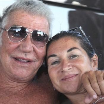 Roberto and Cristiana Cavalli