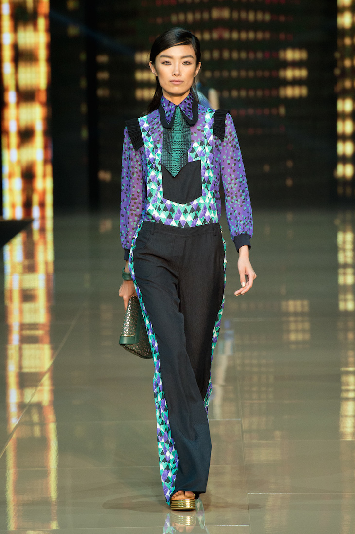 Just Cavalli SS 2015 Fashion Show (2)