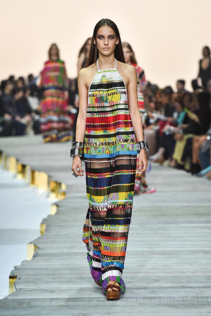 Roberto Cavalli SS 2015 Fashion Show (4)