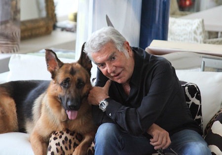 Roberto-Cavalli-with-Lupo