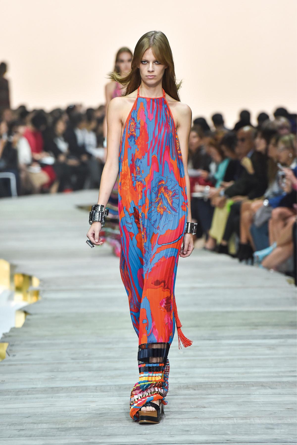 Roberto Cavalli SS 2015 Fashion Show (1)
