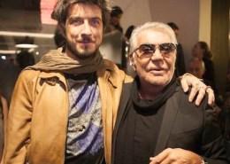 Roberto-Cavalli-with-Paolo-Ruffini