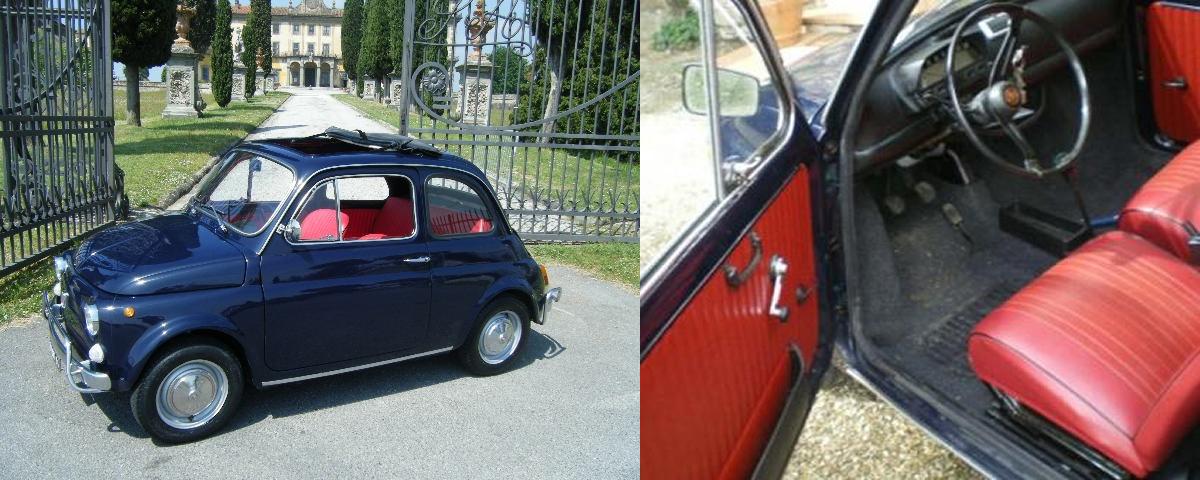 Fiat 500 -1970