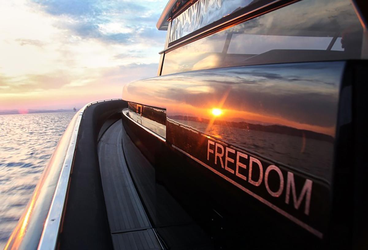 Freedom-at-sunset