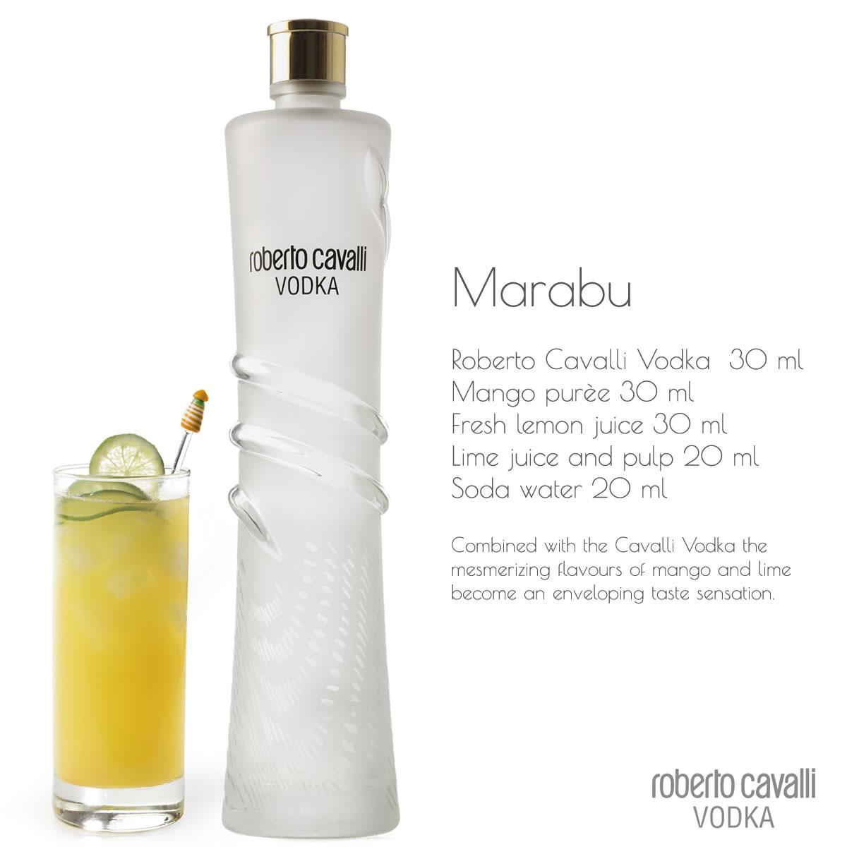 RCV Cocktail Marabu