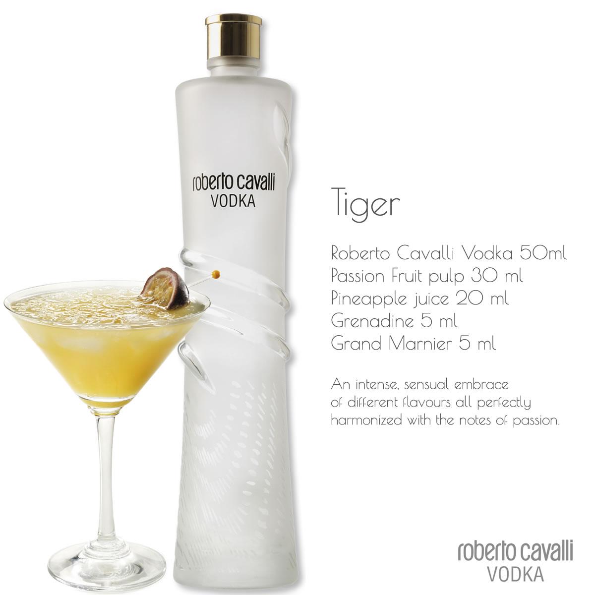 RCV Cocktail Tiger