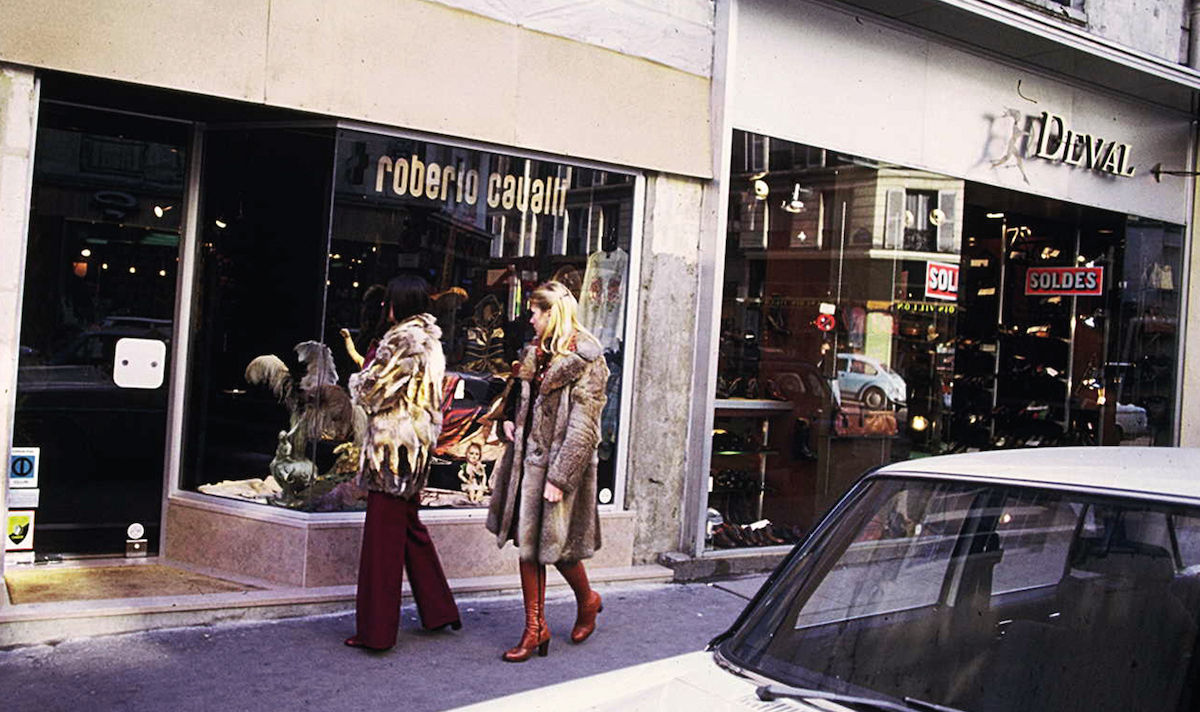 Roberto Cavalli Boutique Saint Tropez - 1970