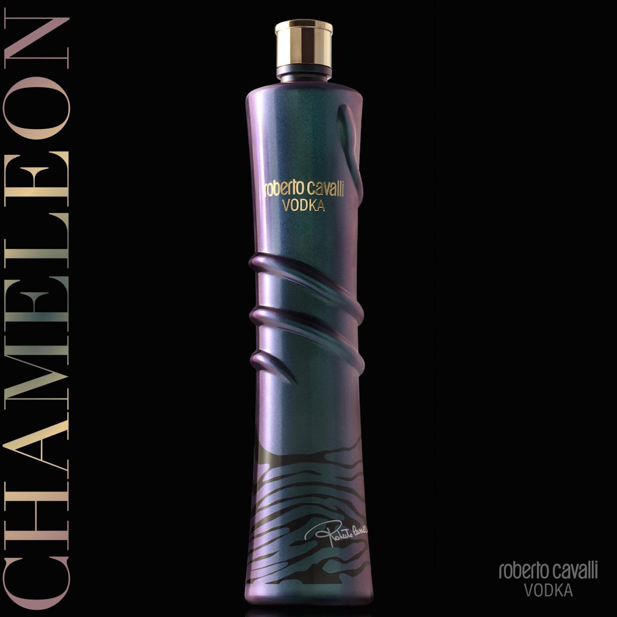 Roberto Cavalli Vodka Chameleon