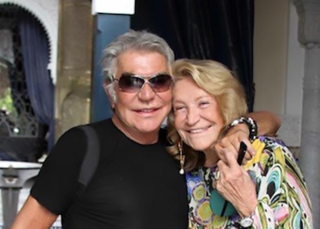 Roberto-Cavalli-with-Marta-Marzotto