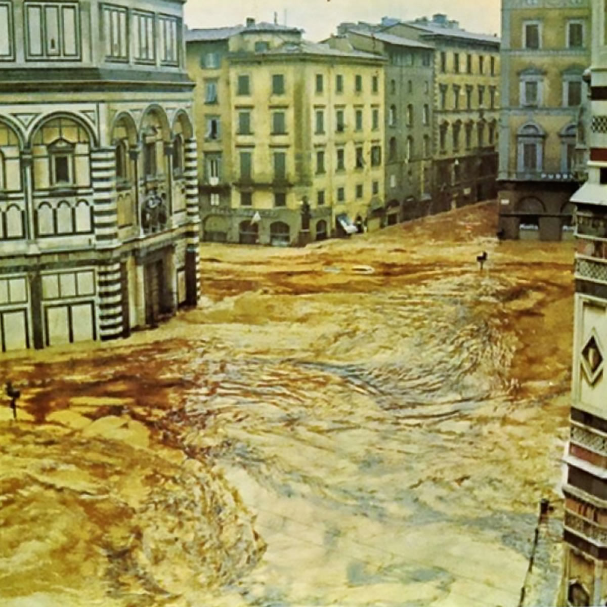 Roberto Cavalli - Firenze 4/11/1966