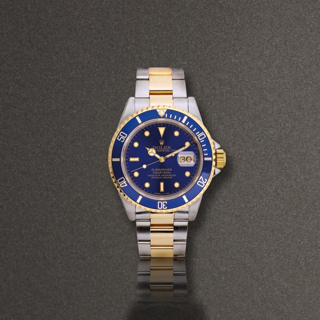 Rolex Oyster Perpetual Submariner ref. 16613