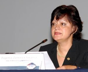 Mag Eugenia María Zamora Chavarría