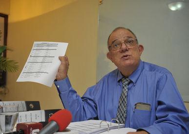 En la CCSS se castiga al que tiene el valor de DENUNCIAR la CORRUPCIÓN. ¡No fue lo que el Presidente Solís Rivera transmitió en su discurso Presidencial!