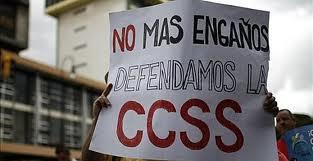 Si no defendemos la CCSS YA, no reneguemos después como PENDEJOS