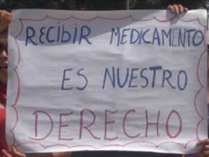 FALTA DE MEDICAMENTOS