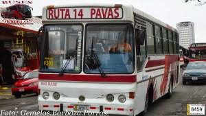 METALPAR PETROHUE ECOLOGICO SJB 8459 AUTOTRANSPORTES PAVAS