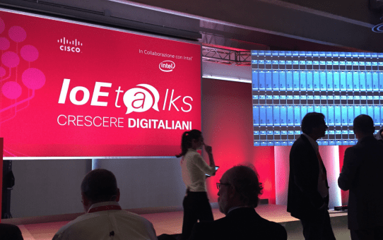 Internet of Everything: 4 insight dal Talks di CISCO