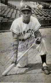 Clemente rookie year in ML 1955