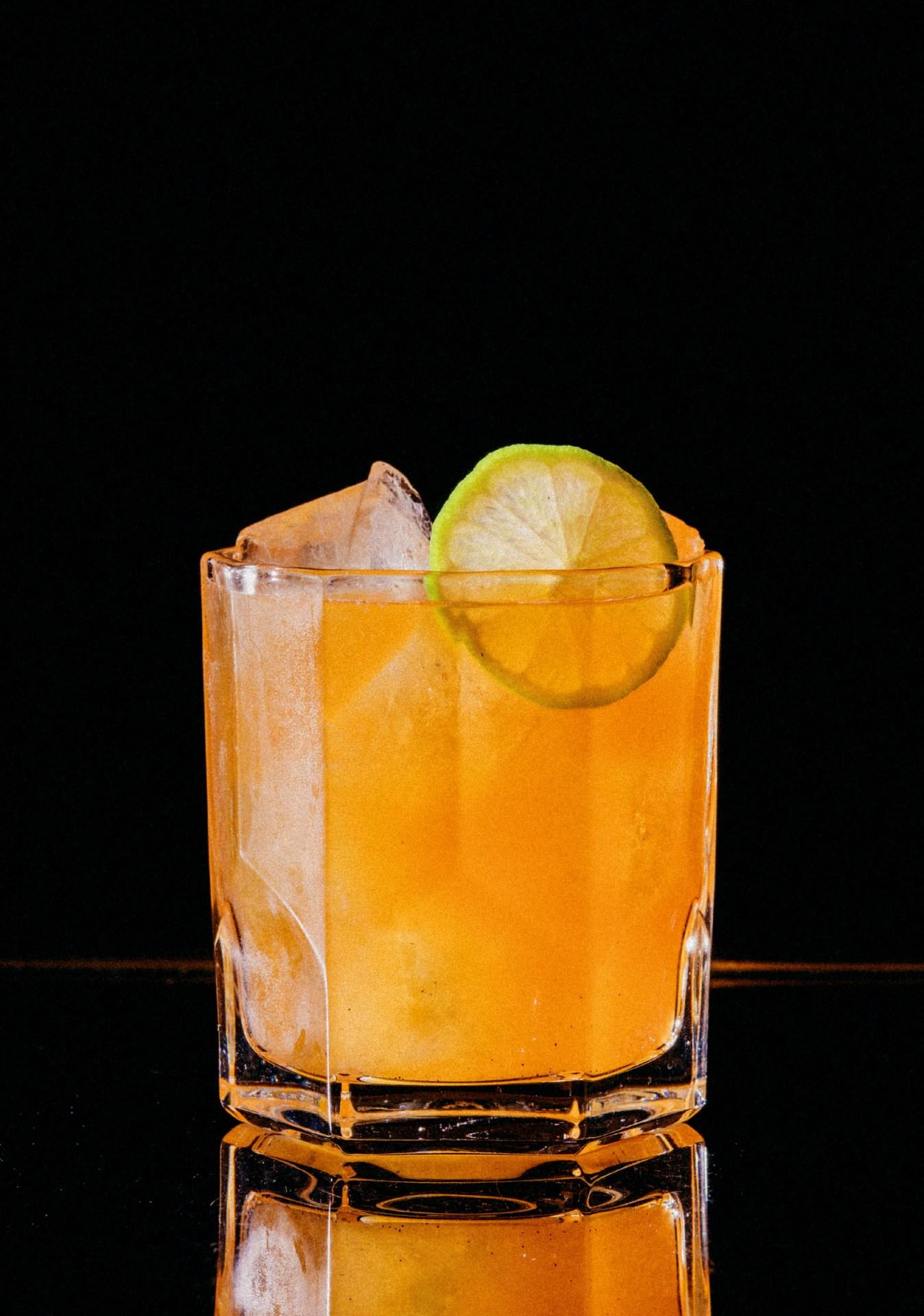 Recipe: 5cl Havana Club Añejo 7 Años 3cl Old Judge Falernum 2cl Lime Juice 5 Dashes Angostura Bitters Lime
