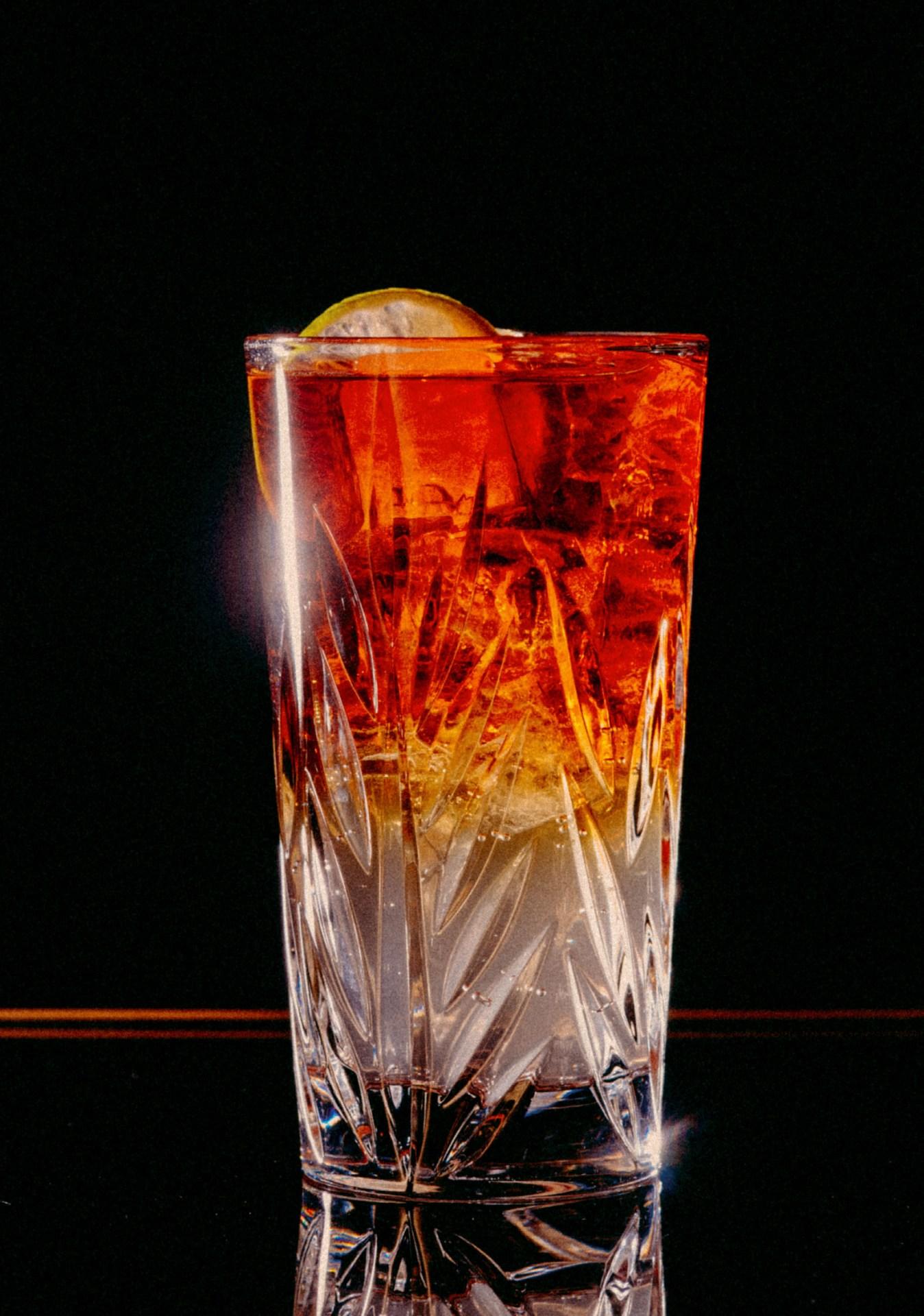 Recipe: 4cl Goslings Black Seal Rum 1cl Lime Juice 10cl Schweppes Ginger Beer