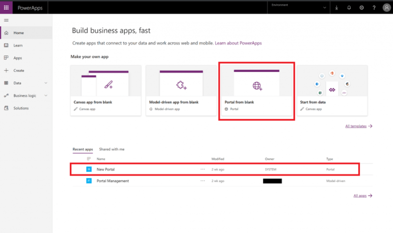 PowerApps Portals Public Preview is available – Roberto
