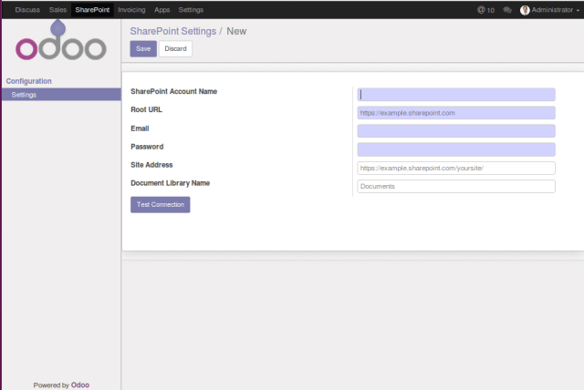 https://www.odoo.com/apps/modules/10.0/sharepoint_odoo_connector/settings.png