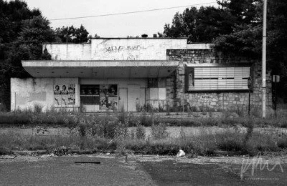 Levittown Ruins