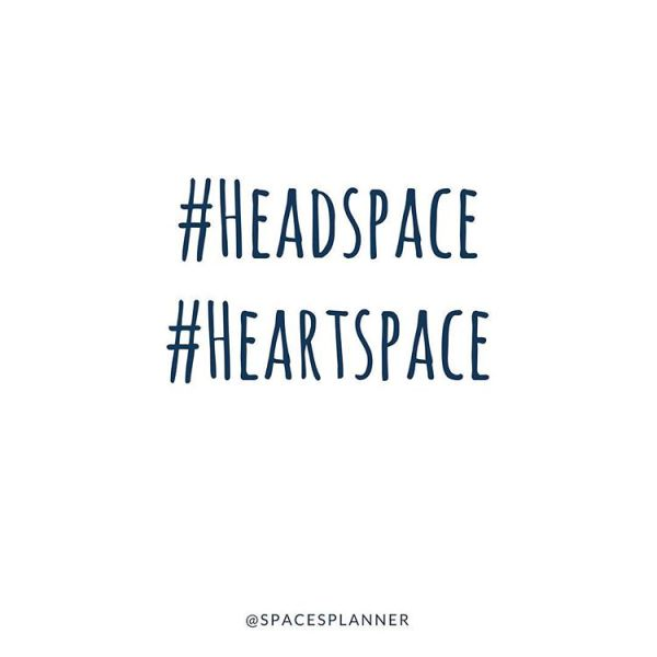 August 30 – Headspace Vs Heartepace