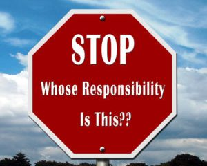 November 15 – Responsibility for Your Actions – Good and Bad