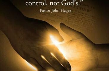 February 4 – It's In God's Hands Now.