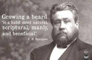 March 18 – Beards