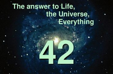 April 4 – Life, The Universe, And Everything