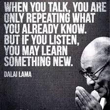 April 10 – Take Time To Listen