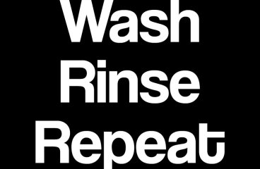 April 14 – Rinse And Repeat