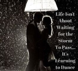 July 26 – Dancing In The Rain