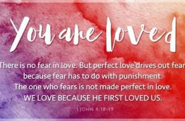 Dec 3 – The Message Of The Bible Is Love