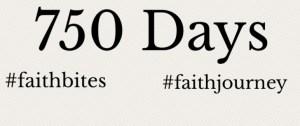 Jan 21 – 750 Days!!!!