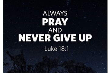 Feb 4 – Pray It Up