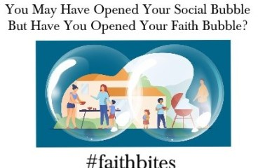 July 14 – Faith Bubbling