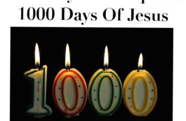 Sep 27 – 1000 Days
